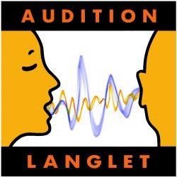 LOGO AUDITION LANGLET